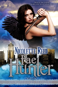 Fae Hunter (The Soulstealer Trilogy, Book #1)