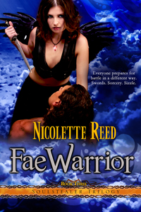 Fae Warrior