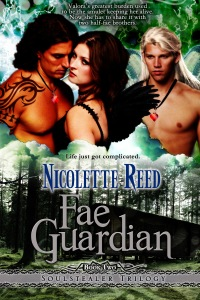 Fae Guardian (The Soulstealer Trilogy, Book #2)