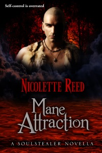 Mane Attraction (A Soulstealer Novella, Book #1.5)