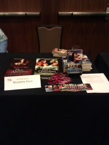 Nicolette Reed Book Signing