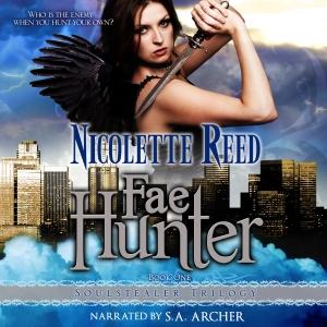 Fae Hunter Audiobook