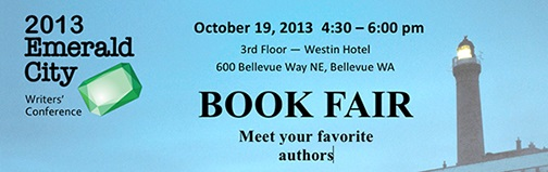 Emerald City Writer's Conference Book Fair